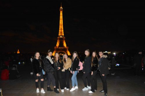 A wonderful trip to Paris!