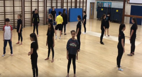 Multi Trust Dance Company