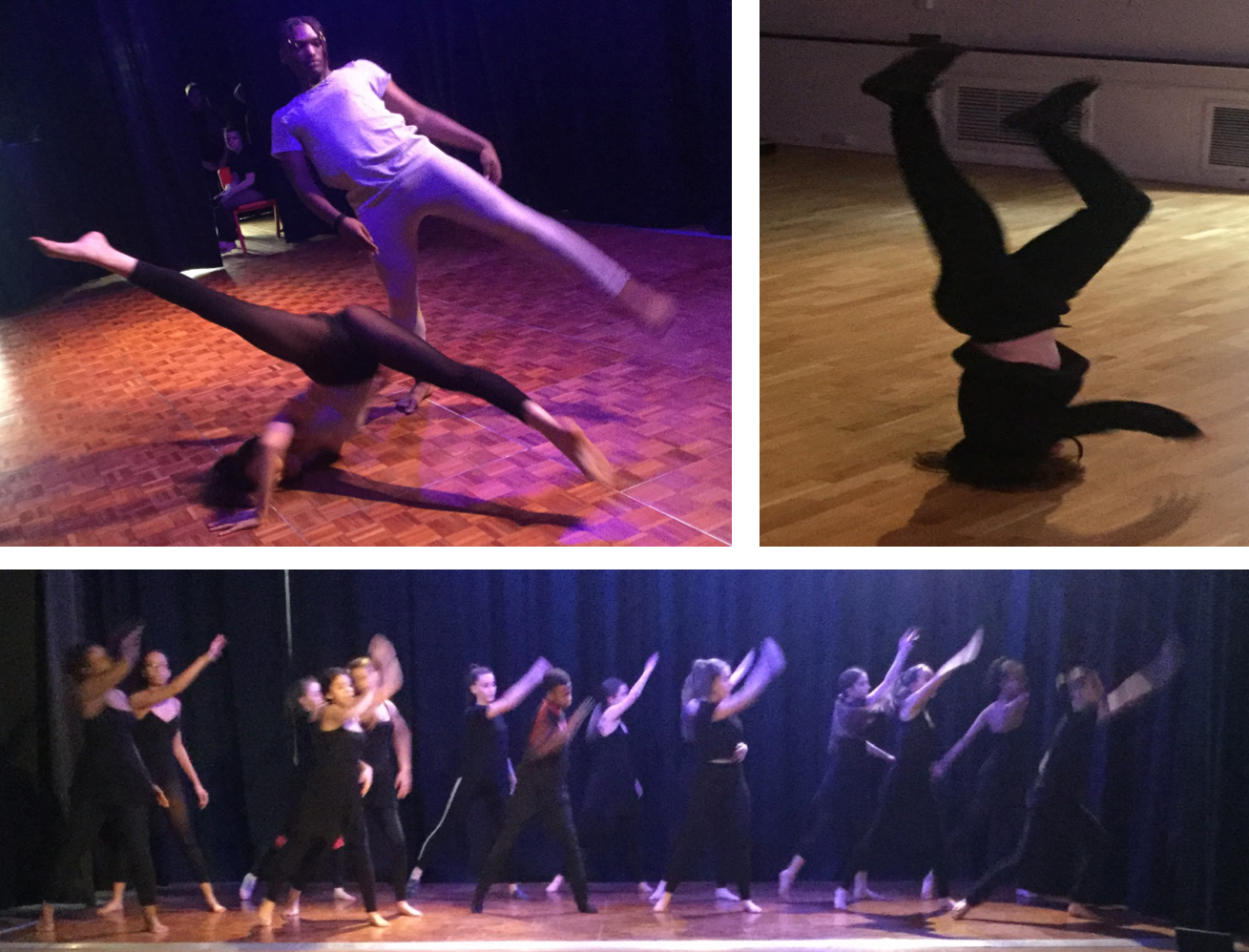 GCSE and A Level Dance Showcase
