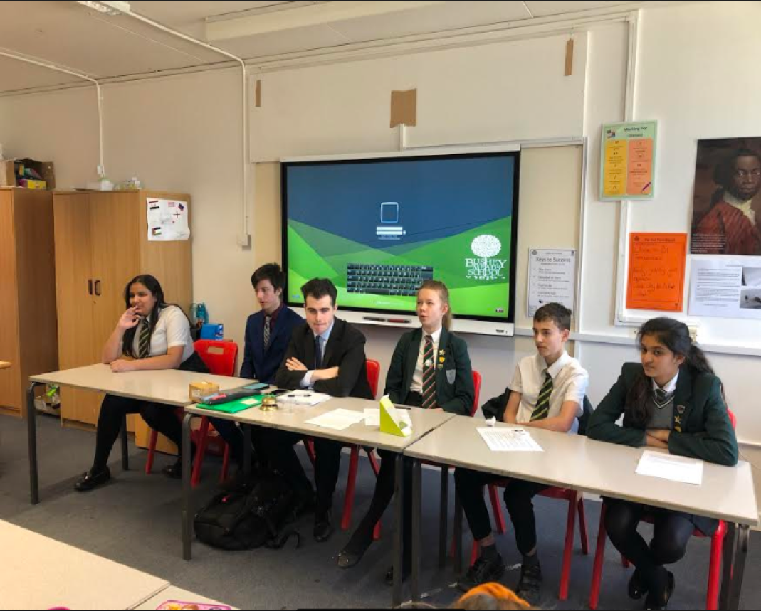 Debating Society – New Beginnings