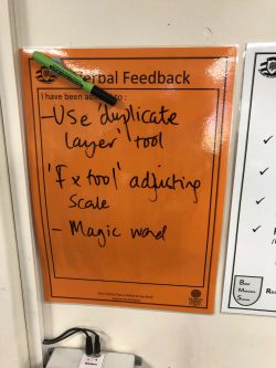 Marking and Feedback Evaluation Fortnight