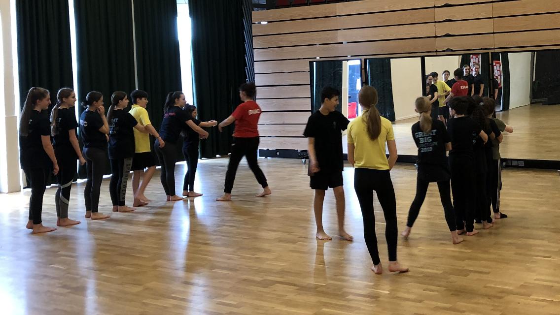Dance Academy across the Trust