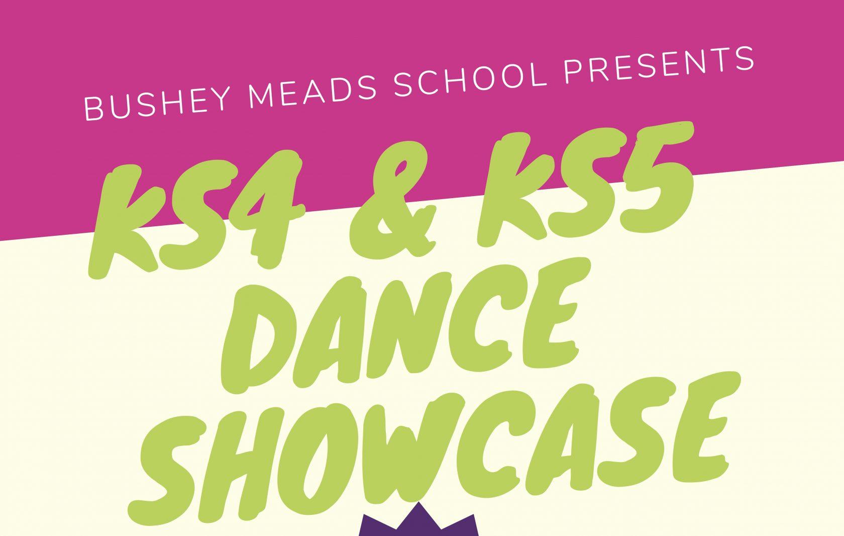 GCSE Dance Showcase