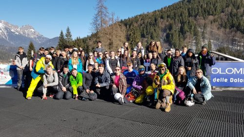 BMS Ski Trip – Falcade 2019