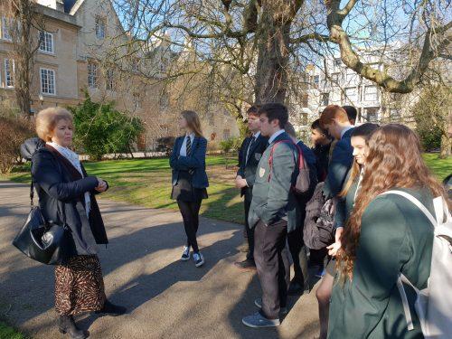 Time to Sh9ne – Oxford Trip – March 2019