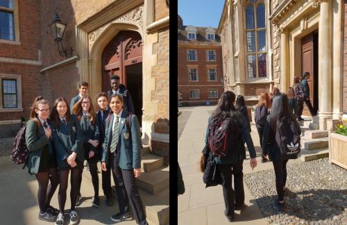 Time to Sh9ne – Cambridge Trip – 29th March 2019