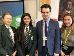 New Leader of Debating Society Elected