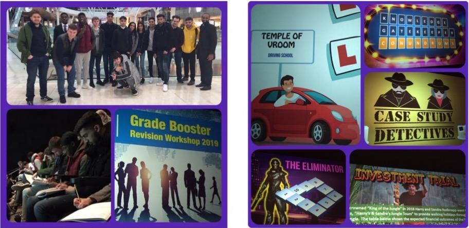 Business Studies & Economics