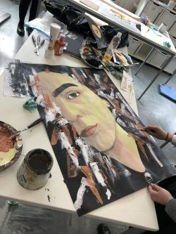 Excellent Practical Art Exam