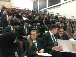 Year 11 Exams Assembly