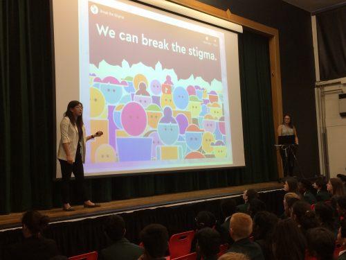 Mental Health Awareness Assemblies