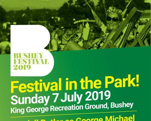 Festival in the Park!
