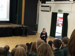 Willow house assembly reflects on the world we live in