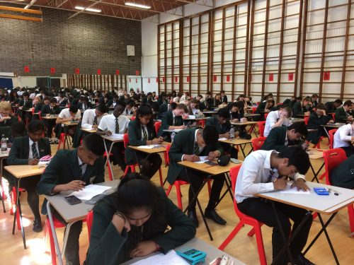Key Stage 3 Examinations