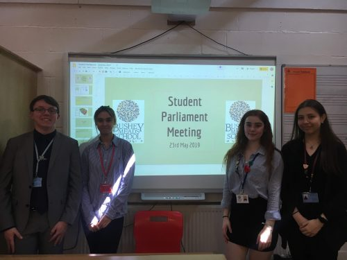 Student Voice – Summer Term