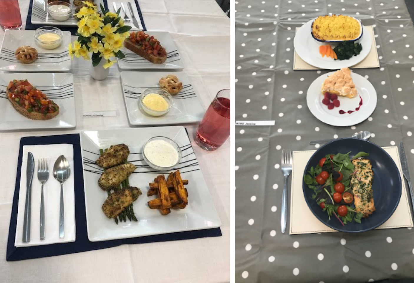 Year 12 students cook up a storm