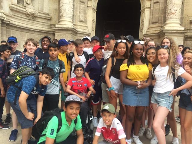 Year 8 Trip to Valencia 8th-12th July 2019