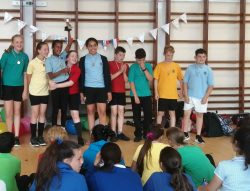 MFL Mini Olympics Day!