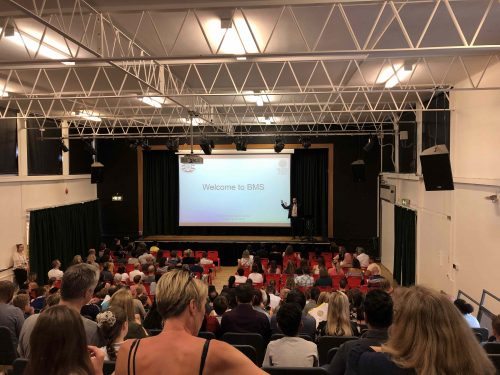 Year 6 into 7 Evening