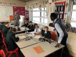 Local Headteacher Visits BMS