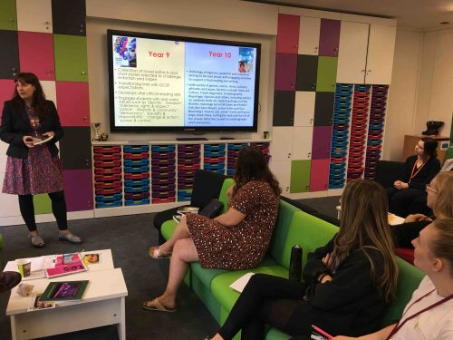 CDC Reading Project Launch