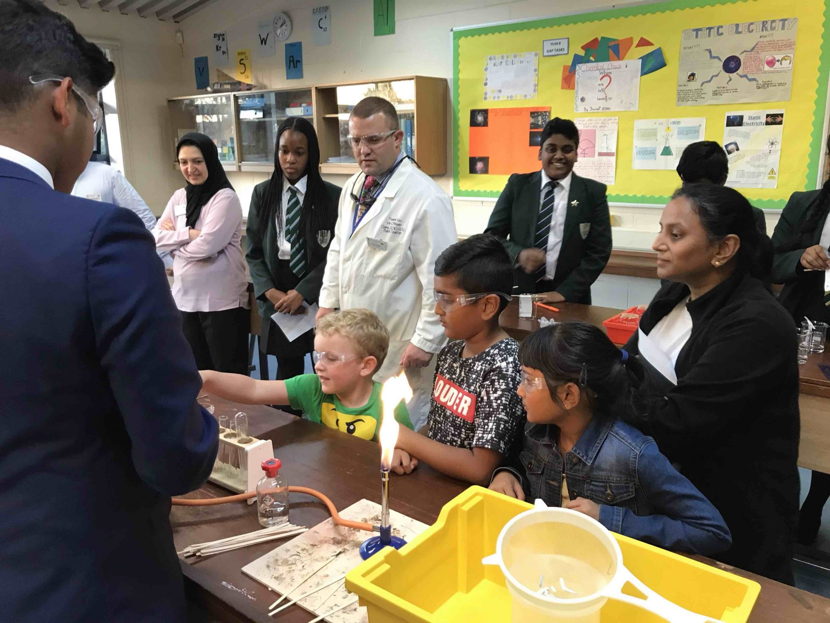 Open Evening 2019 Showcases the Best at Bushey Meads!