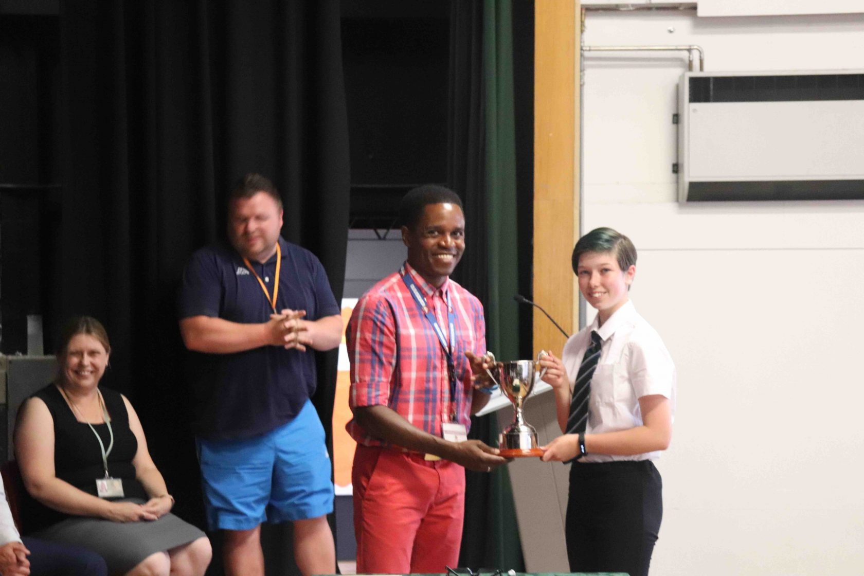 House Cup Champions!