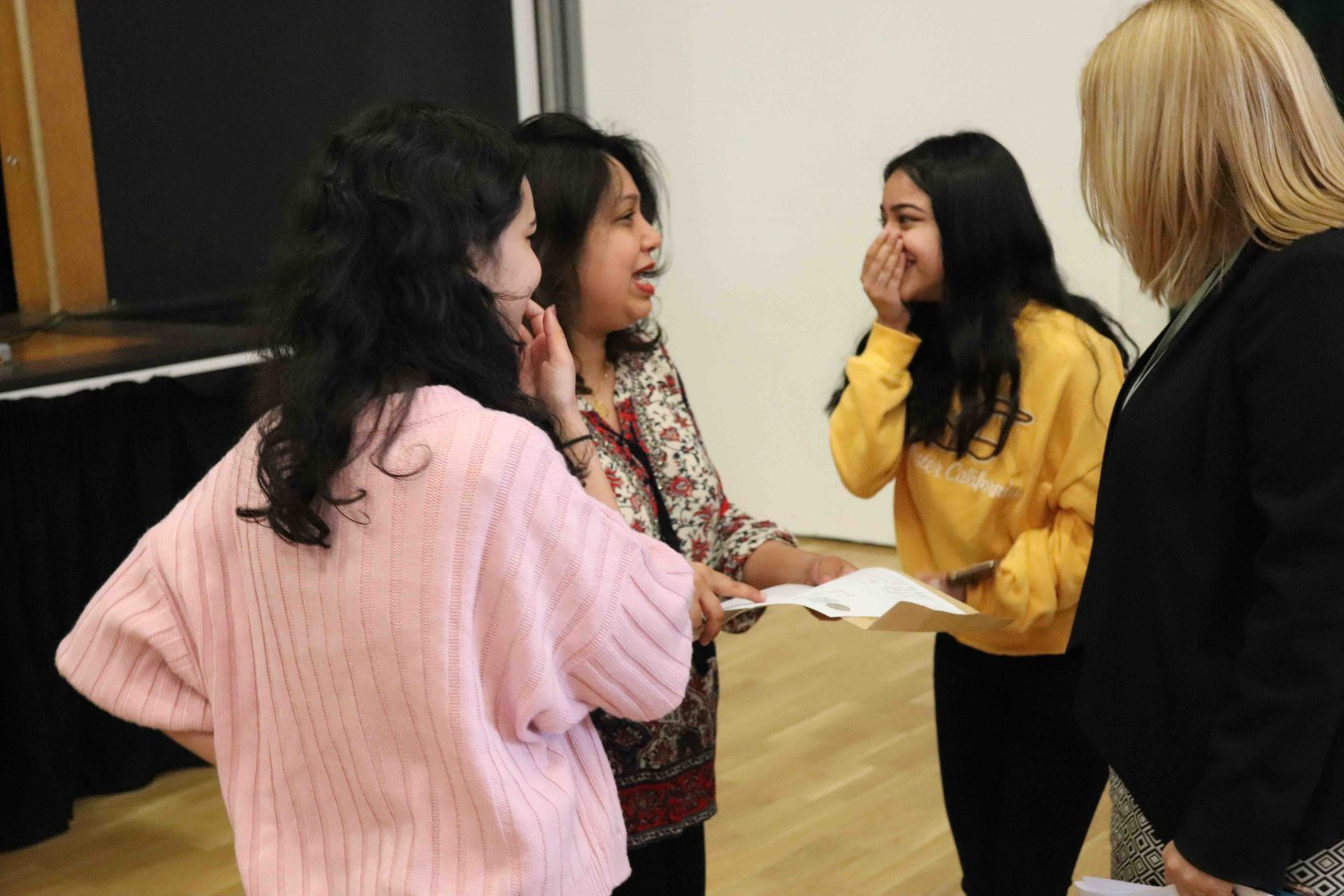 Congratulations to our Year 11 students on another very good set of GCSE results!