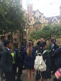 Cambridge Trip – 18th July 2019