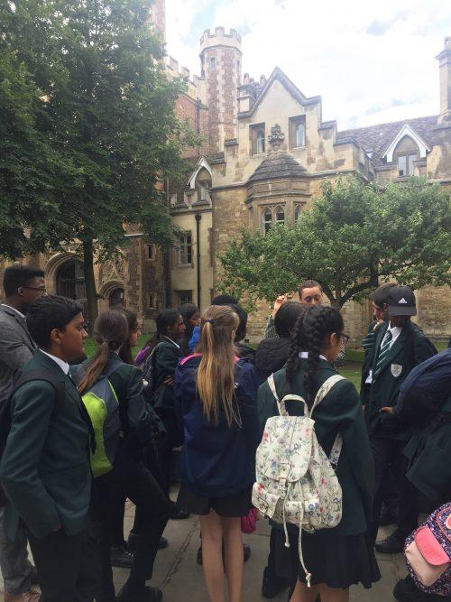 Cambridge Trip – 18th July 2019