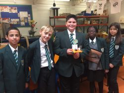 Enrichment Day – Year 8 On a Mission to Mars