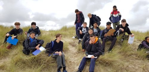 Geography field trip to Leeson House