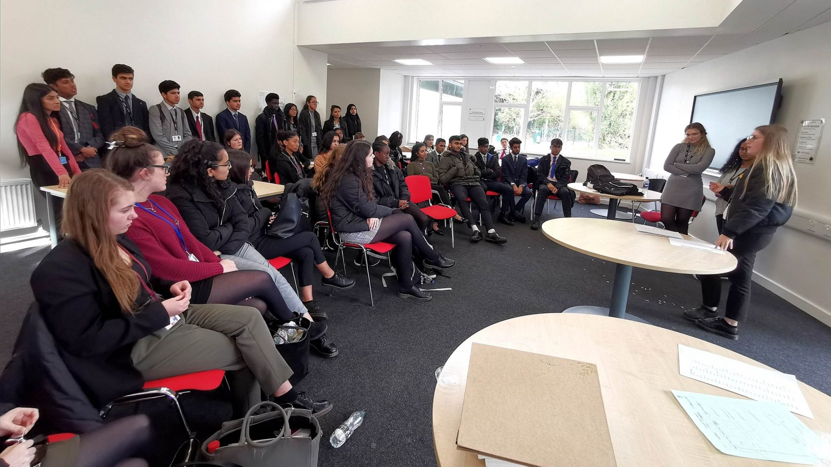 Perfect Prefect Launch Meeting