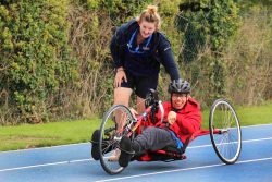 Stoke Mandeville National Junior Games 2019