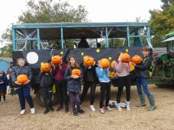 Halloween at Aldenham Country Park