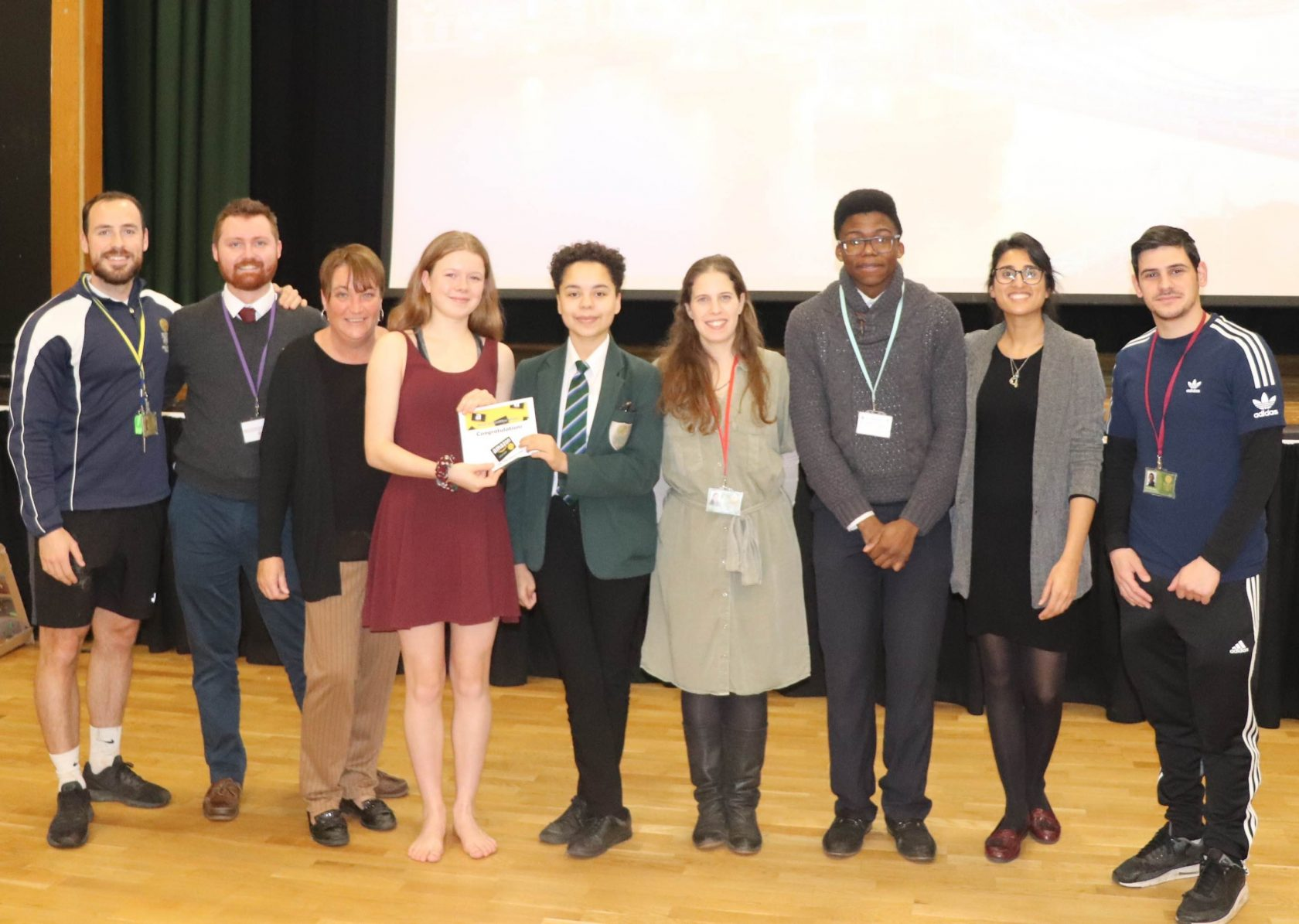 House Arts Competition 2019