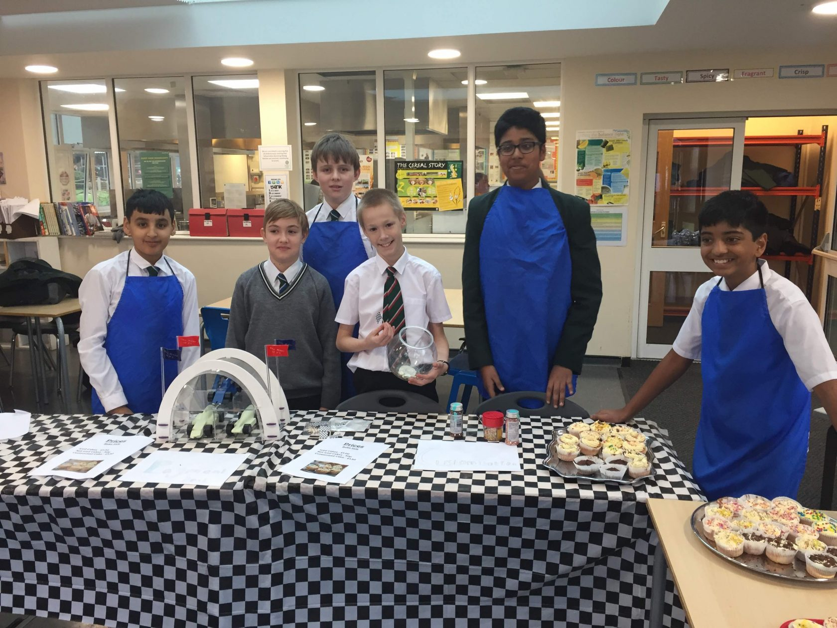 F1 in Schools Design and Technology Challenge
