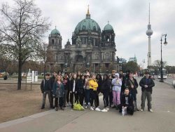 GCSE History Trip to Berlin and Krakow