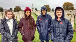 First World War Centenary Battlefields Trip
