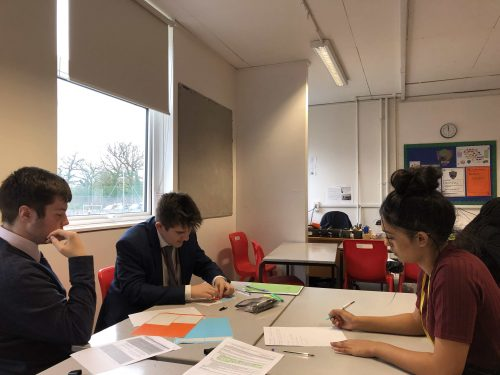 Expert Student Examiners having a Positive Impact on Learning