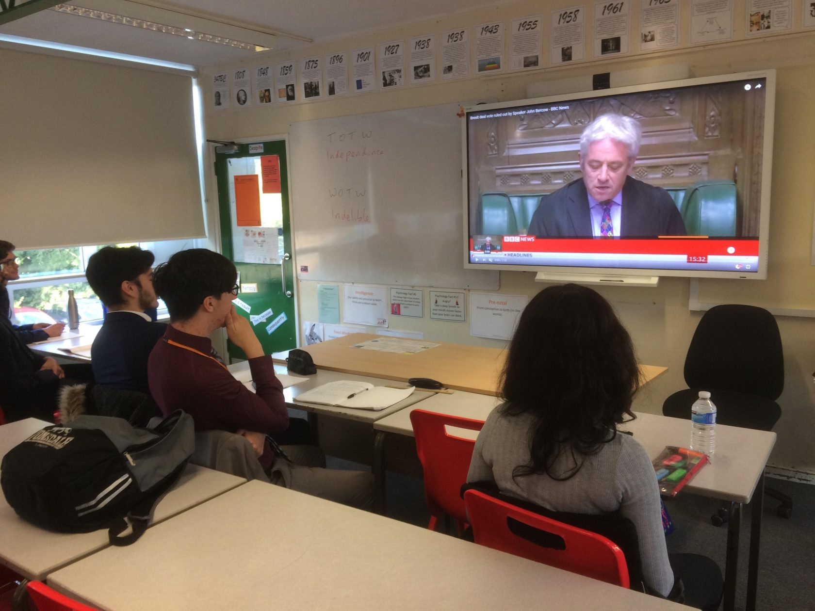 Government and Politics at Bushey Meads School: BREXIT FOCUS