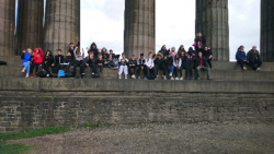 Art GCSE Trip to Edinburgh