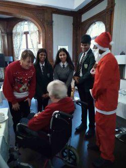 Community Leaders Trip to Bushey House Care Home