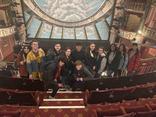 'An Inspector Calls' Year 10 Theatre Trip