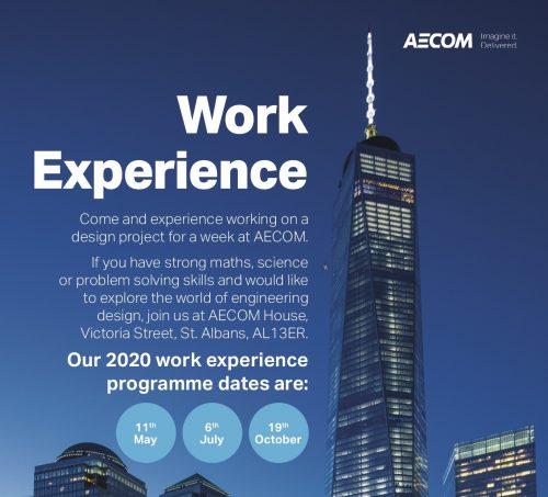 Work Experience – AECOM