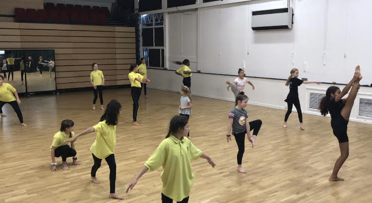 A Great Start to 2020 in Dance