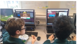 E-Club – Come and join in the fun and become a coding expert