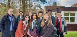 Debating Competition at St Margaret's School