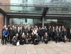 Dance trip to Sadler's Wells