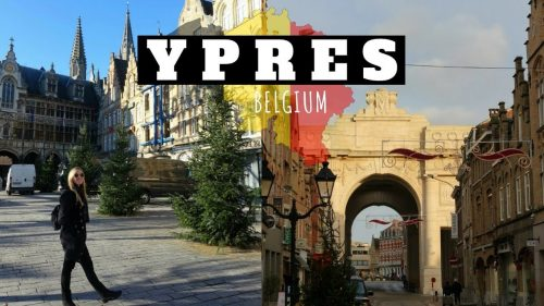 School Visit to Ypres, Belgium – Thursday 8th – Friday 9th October 2020 (current year 8s)